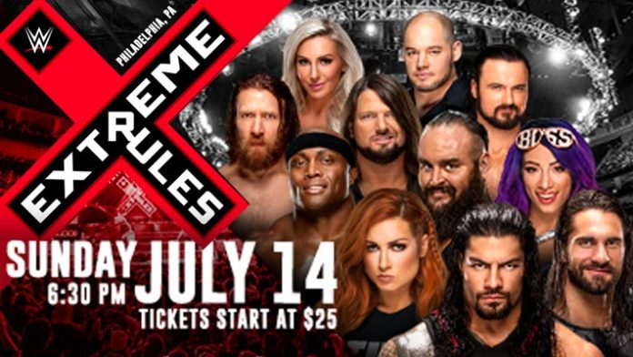 Extreme rules betting odds 100 percent betting