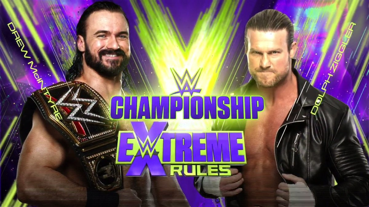 WWE Extreme Rules 2020 Betting Odds