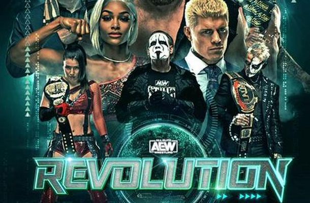 AEW Revolution 2021 Betting Odds