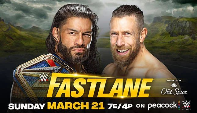 WWE Fastlane 2021 Betting Odds