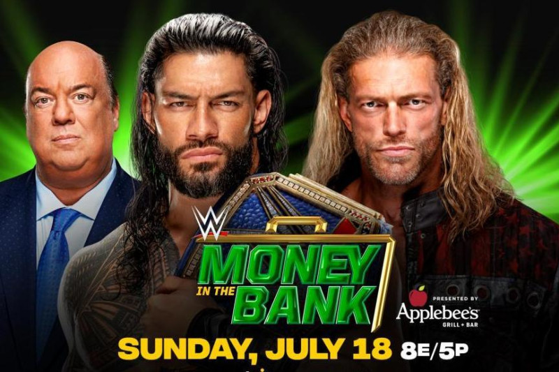 WWE Money in the Bank 2021 Betting Odds